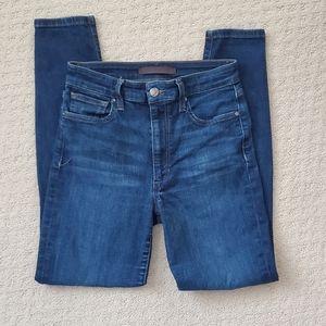 Joe's Jeans high-rise skinny ankle 26